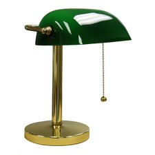 "12.5"" Table Lamp with Novelty Shade"