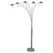 """84"""" Arched Floor Lamp"""