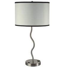 """Wave 28"""" Table Lamp"""