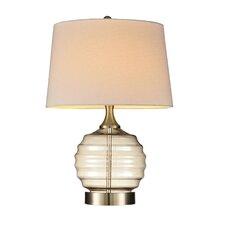 "Tuscan Sun Glass 22.5"" Table Lamp"