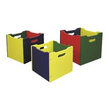 Nesting Toy Box Set of 3
