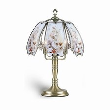 "Humming Bird 23.5"" H Table Lamp with Novelty Shade"
