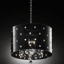 Star Crystal 1 Light Ceiling Lamp