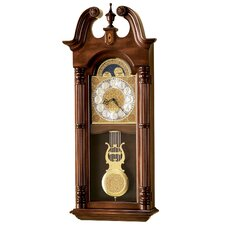 Chiming Quartz Maxwell Wall Clock