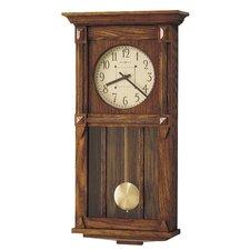 Chiming Quartz Ashbee II Wall Clock