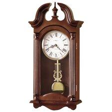 Chiming Quartz Everett Wall Clock