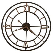 "Designer Choice York Station 21.25"" Wall Clock"