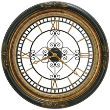 "Oversized 37"" Rosario Gallery Wall Clock"