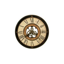 "Oversized 32"" Works Wall Clock"