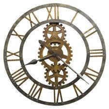 "Oversized 30"" Crosby Wall Clock"