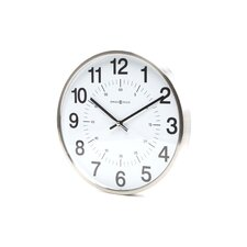 "Home or Office Easton 12"" Wall Clock"