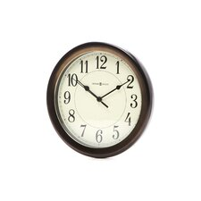 "Virgo Quartz 8.5"" Wall Clock"