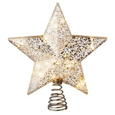 Wonderlights Christmas LED Speckled Star Treetop