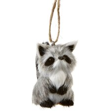 Specialty Raccoon Ornament