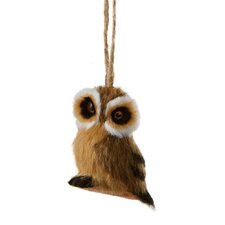 Specialty Owl Ornament