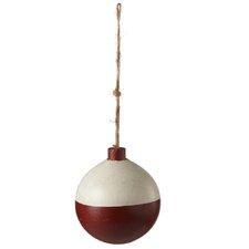 Lodge Bobber Ornament
