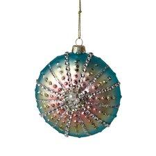 Sea Jewels Urchin Shell Ornament