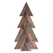 Lodge Timber Tree Card Holder