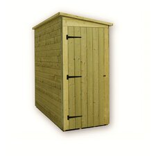 8 x 3 Wooden Lean-To Shed