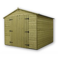8 x 12 Wooden Storage Shed