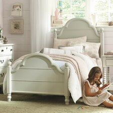 Inspirations by Wendy Bellissimo Panel Bed