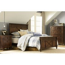 Big Sur By Wendy Bellissimo Twin Panel Bed