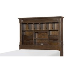 Big Sur By Wendy Bellissimo Bookcase Headboard