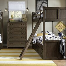 Kenwood Twin Standard Bed Customizable Bedroom Set