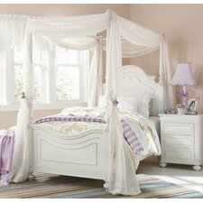 Charlotte Four Poster Bed