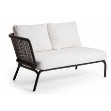 Yland Left Arm Sectional Piece with Cushions