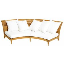 Limited Center Sectional Piece with Cushion