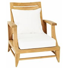 Limited Outdoor Lounge Chair Cushion
