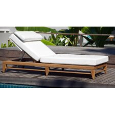 Limited Outdoor Chaise Lounge Chair Cushion