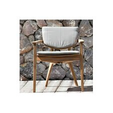 Diuna Lounge Chair with Cushion