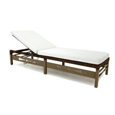 Astor Chaise Lounge with Cushion