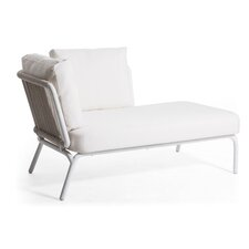 Yland Chaise Lounge with Cushion