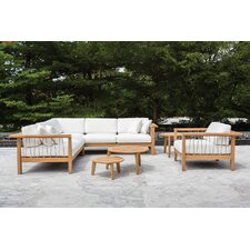Maro Left Arm Loveseat with Cushions