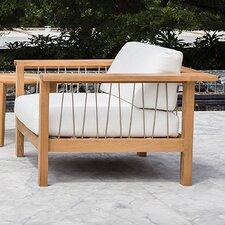 Maro Club Chair with Cushions