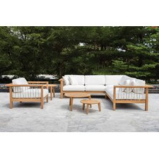 Maro Lounge Right Seating Group with Cushion