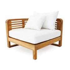 Hamilton Chaise Lounge with Cushion