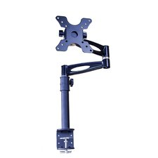 "3 Way Adjustable Tilting/Swivel/Articulating Arm Desk Mount for 13"" - 30"" LCD/LED"