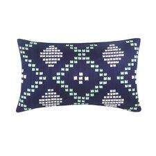 Aspen Dillon Decorative Silk Dupioni Lumbar Pillow