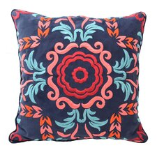 Mexico City Viva Mexico Throw Pillow