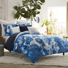 Mexico City Casa Azul 3 Piece Duvet Set
