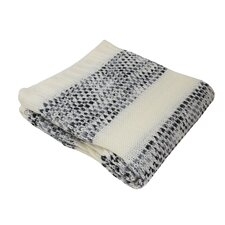 Mexico City Leticia Cotton Throw
