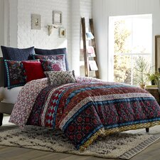 Mexico City Madero 3 Piece Duvet Set