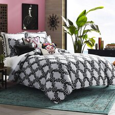 Mexico City Zocalo 3 Piece Duvet Set
