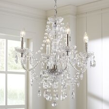 4 Light Ice Palace Mini Chandelier