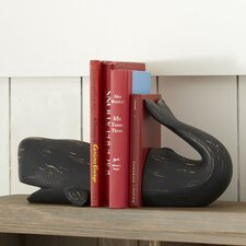 Whale Tales Bookends (Set of 2)