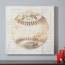 Play Ball Framed Print II